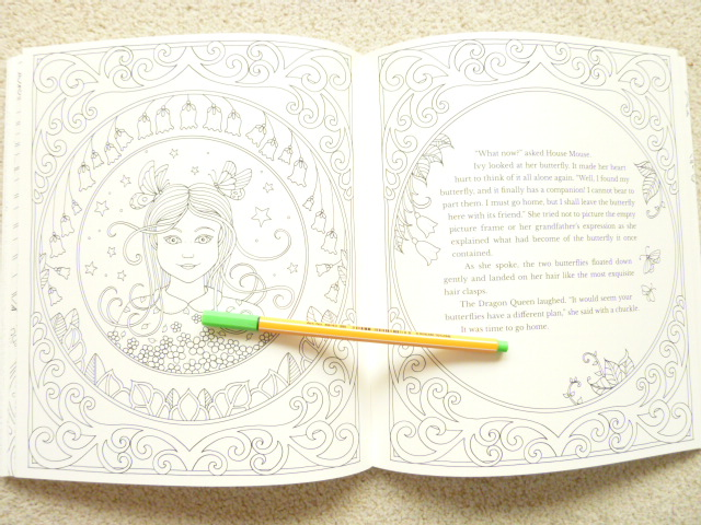 Ivy and the Inky Butterfly US Edition, Stunning and perfect in every way. Click through to read my review, see photos, video flick-through and a comparison to the UK edition!