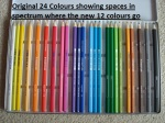 Staedtler Ergosoft Pencils: 36 Set Click through to see the 12 new shades and read my review!
