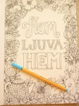 Hem Ljuva Hem (Home Sweet Home) by Emelie Lidehall Oberg, click through to read my review, see a flick through and photos